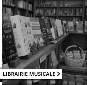 librairie musicale