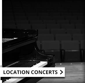locations de concert