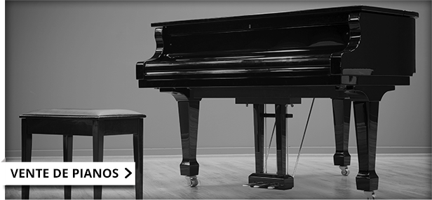 vente de pianos