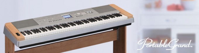 Yamaha Portable Grand
