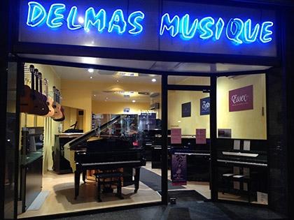 Delmas Musique delmas2 Magasin d'instruments de musique