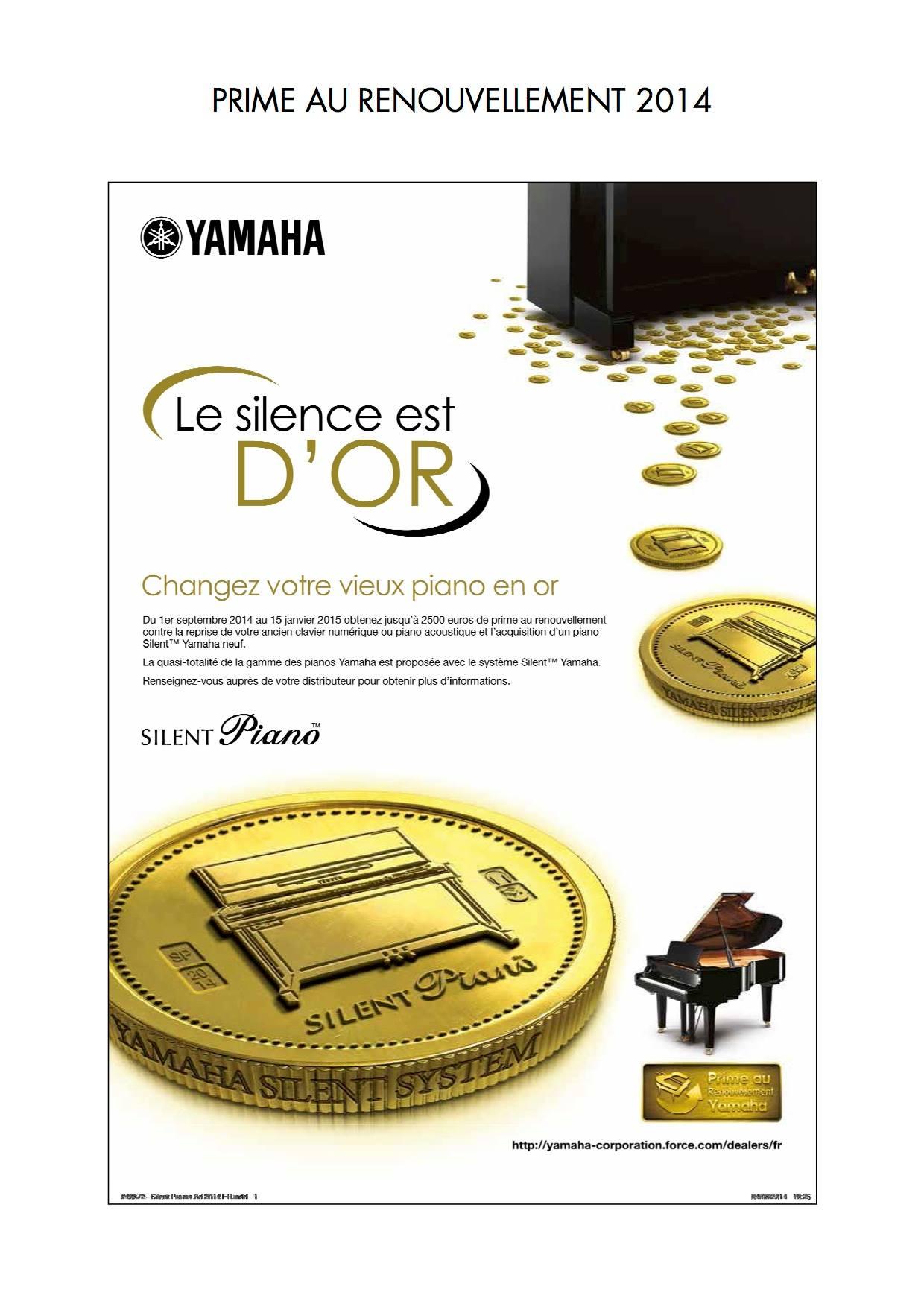 Delmas Musique 10482320_893918127303071_5300833204944843525_o Prime au renouvellement de Piano Yamaha chez Delmas Musique