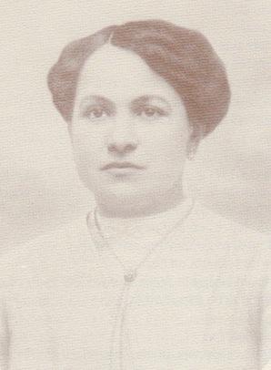 Anna Walter, Femme de François Delmas