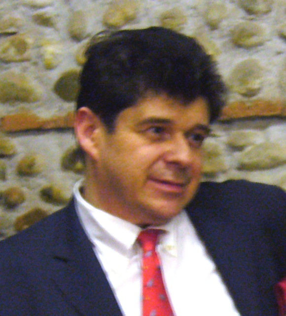 Amand Gombert-Delmas, dirigeant de Delmas Musique depuis 1982