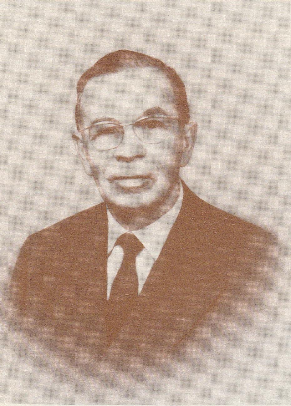 Louis Delmas (1902-1982) Successeur de François Delmas en 1949
