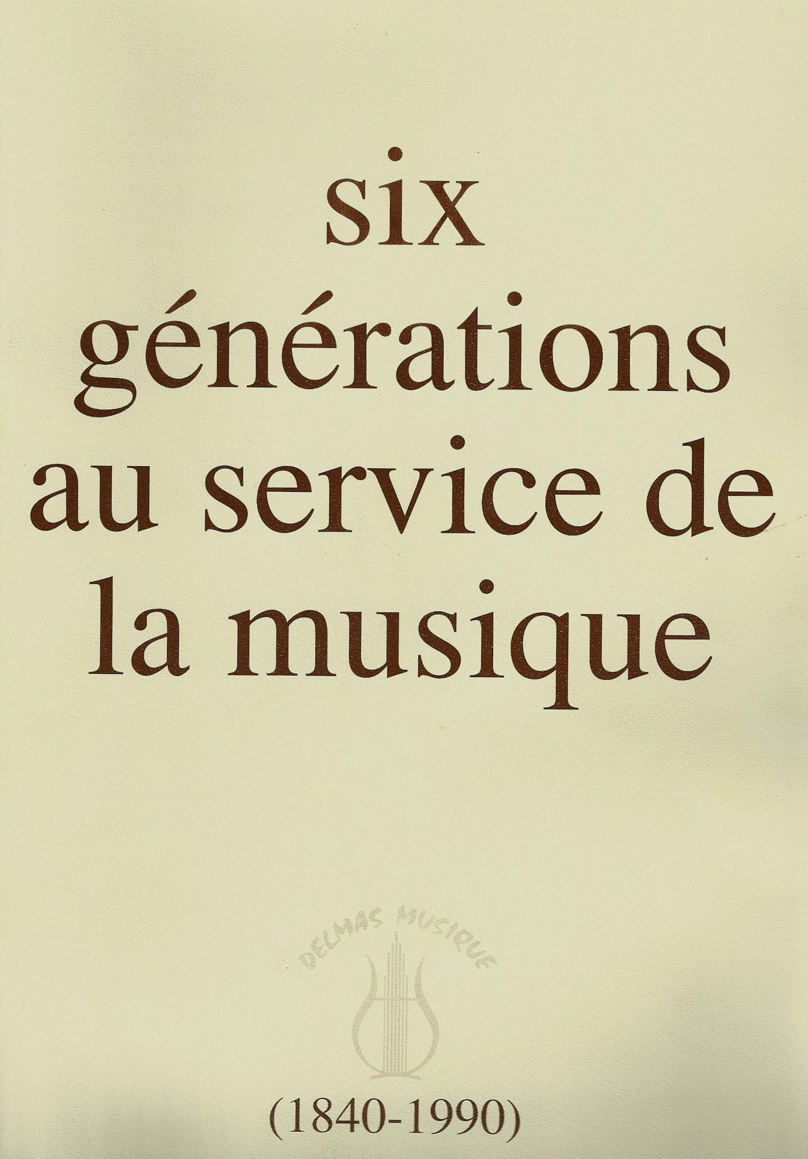 Delmas Musique Six-Générations-au-service-de-la-musique- La Maison Delmas s'agrandit Avenue de la Gare