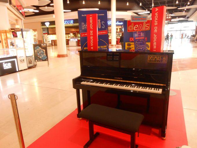 Delmas Musique DSCN2059-680x510 Des pianos dans les Carrefours Perpignanais