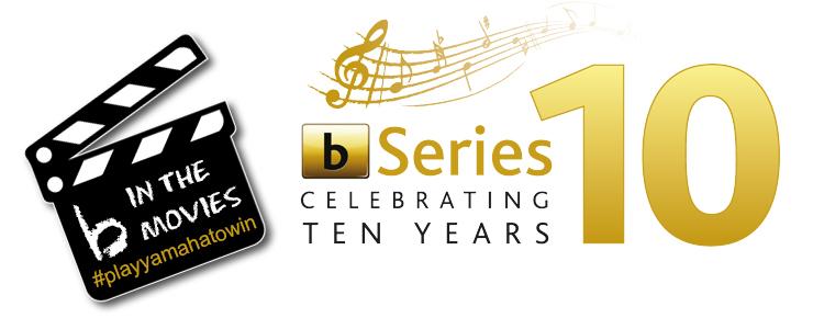 """Delmas Musique 10years Participez au concours Yamaha """"b in the movies"""" avec Delmas Musique"""