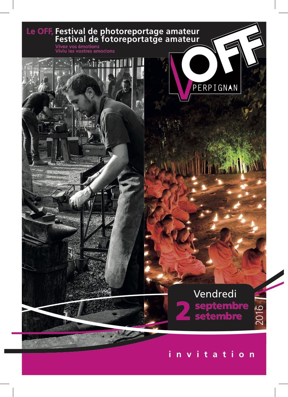 Delmas Musique invit2septvernissagevoff26-2016 Exposition Festival Visa OFF 2016 chez Delmas Musique