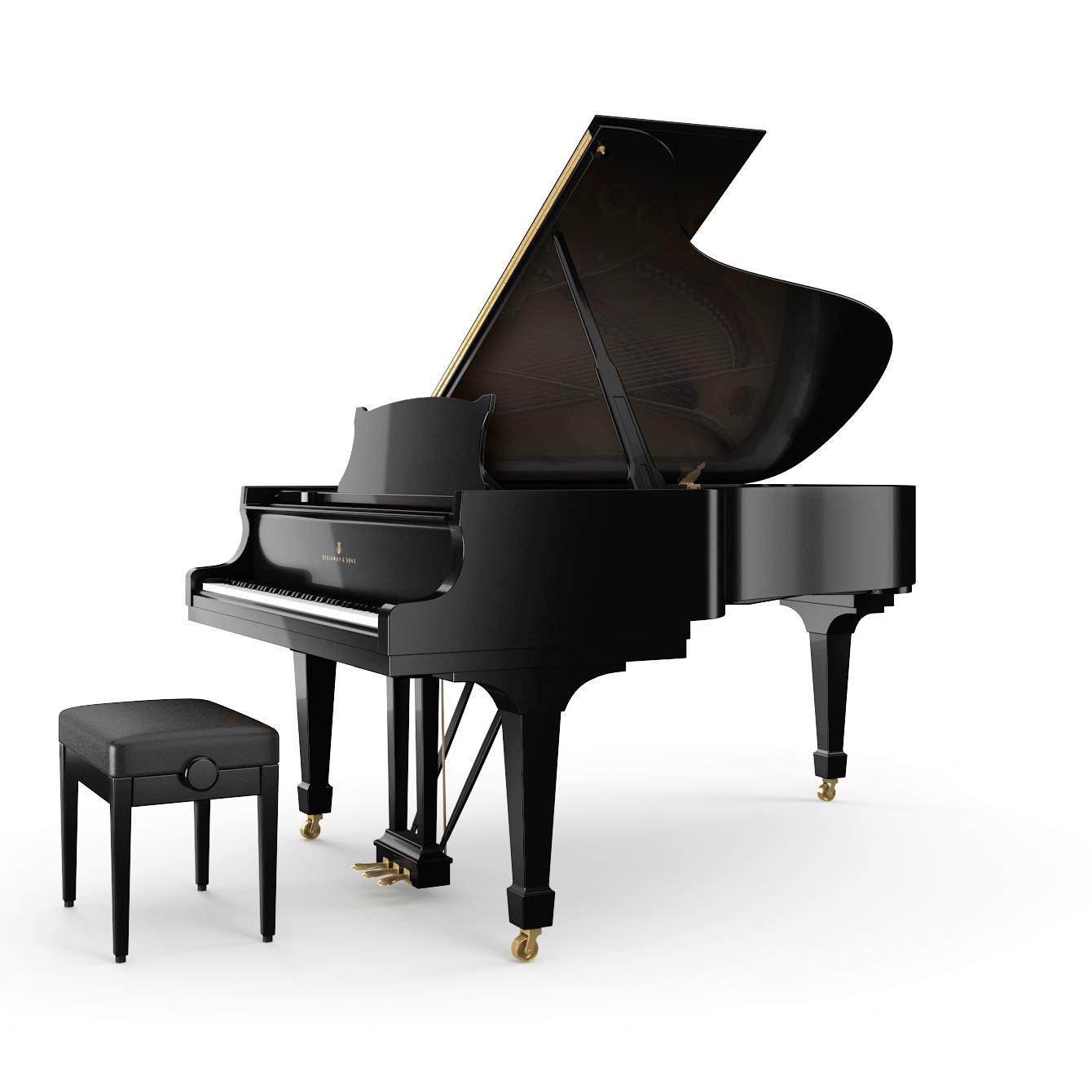 piano steinway sons b211 occasion delmas musique. Black Bedroom Furniture Sets. Home Design Ideas
