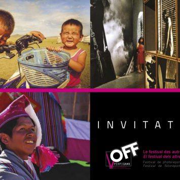 Vernissage Exposition Visa OFF 2018 chez Delmas Musique