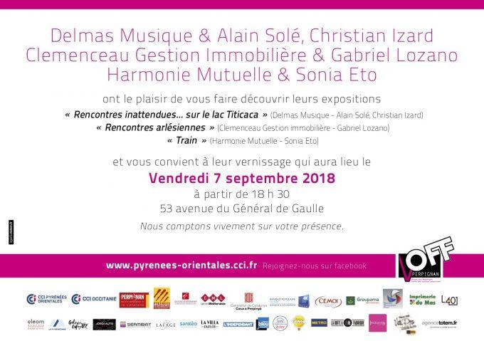 Delmas Musique VISA-OFF-carton-2-680x479 Vernissage Exposition Visa OFF 2018 chez Delmas Musique