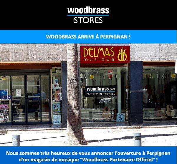 Delmas Musique Woodbrass Delmas Musique Woodbrass Partenaire Officiel