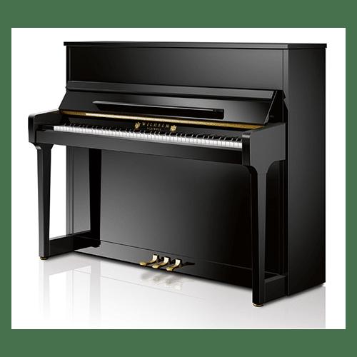 Delmas Musique schimmel-w114t-noir-1 Schimmel Wilhelm W114 Tradition