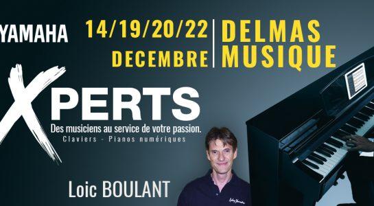 Delmas Musique XPERTS-DELMAS-MUSIQUE-545x300 Pour Noel, rencontrez notre eXpert YAMAHA en claviers et arrangeurs