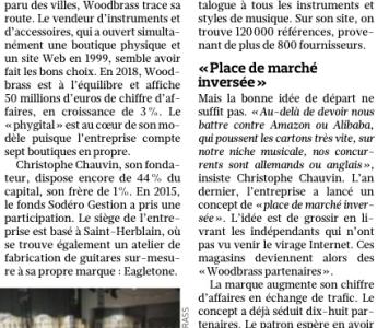 Delmas Musique Woodbrass--356x300 Le réseau Woodbrass partenaire officiel salué dans le Figaro