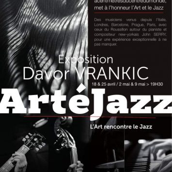 ArtéJazz, quand l'Art rencontre le Jazz.