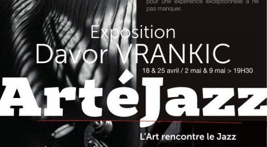 Delmas Musique ARTEJAZZVrankic-WEB-3-545x300 ArtéJazz, quand l'Art rencontre le Jazz.