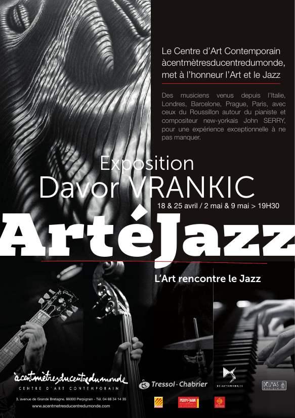 Delmas Musique ARTEJAZZVrankic-WEB-3 ArtéJazz, quand l'Art rencontre le Jazz.