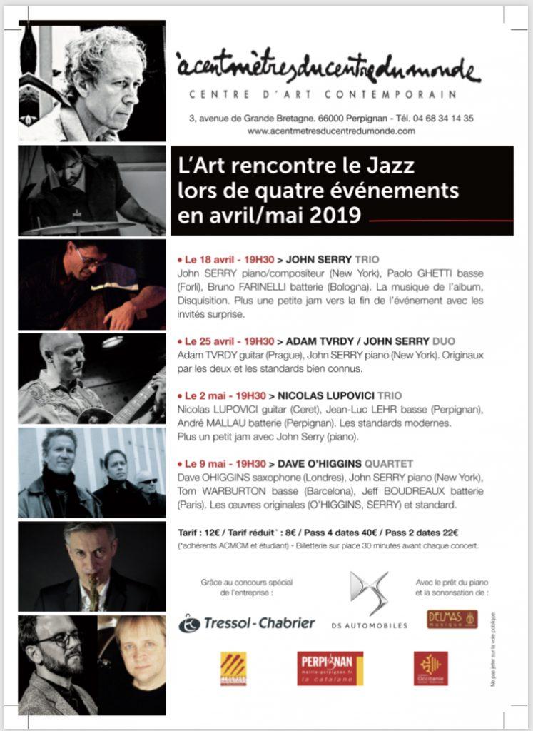 Delmas Musique Flyer-verso-747x1024 ArtéJazz, quand l'Art rencontre le Jazz.