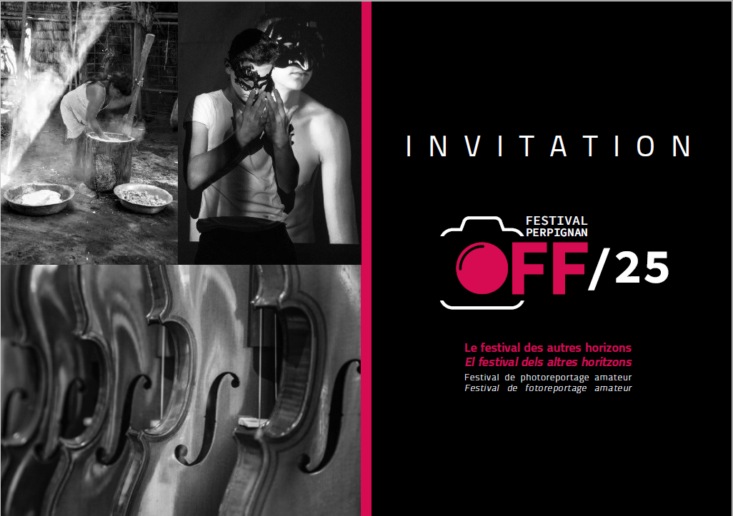 "Delmas Musique Visa-off-Face-1 Vernissage Exposition ""Lutherie"" du Festival Off le 6 Septembre"