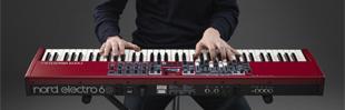 Delmas Musique nord-electro Clavier de scène