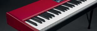 Delmas Musique nord-piano Clavier de scène
