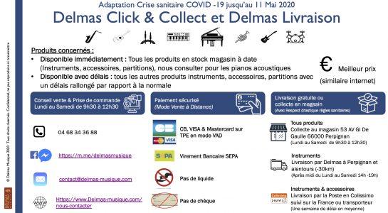 Delmas Musique 2020-04-18-COVID-19-Delmas-Click-Collect-Delmas-Livraison-glissées-545x300 Delmas Click & Collect et Delmas Livraison