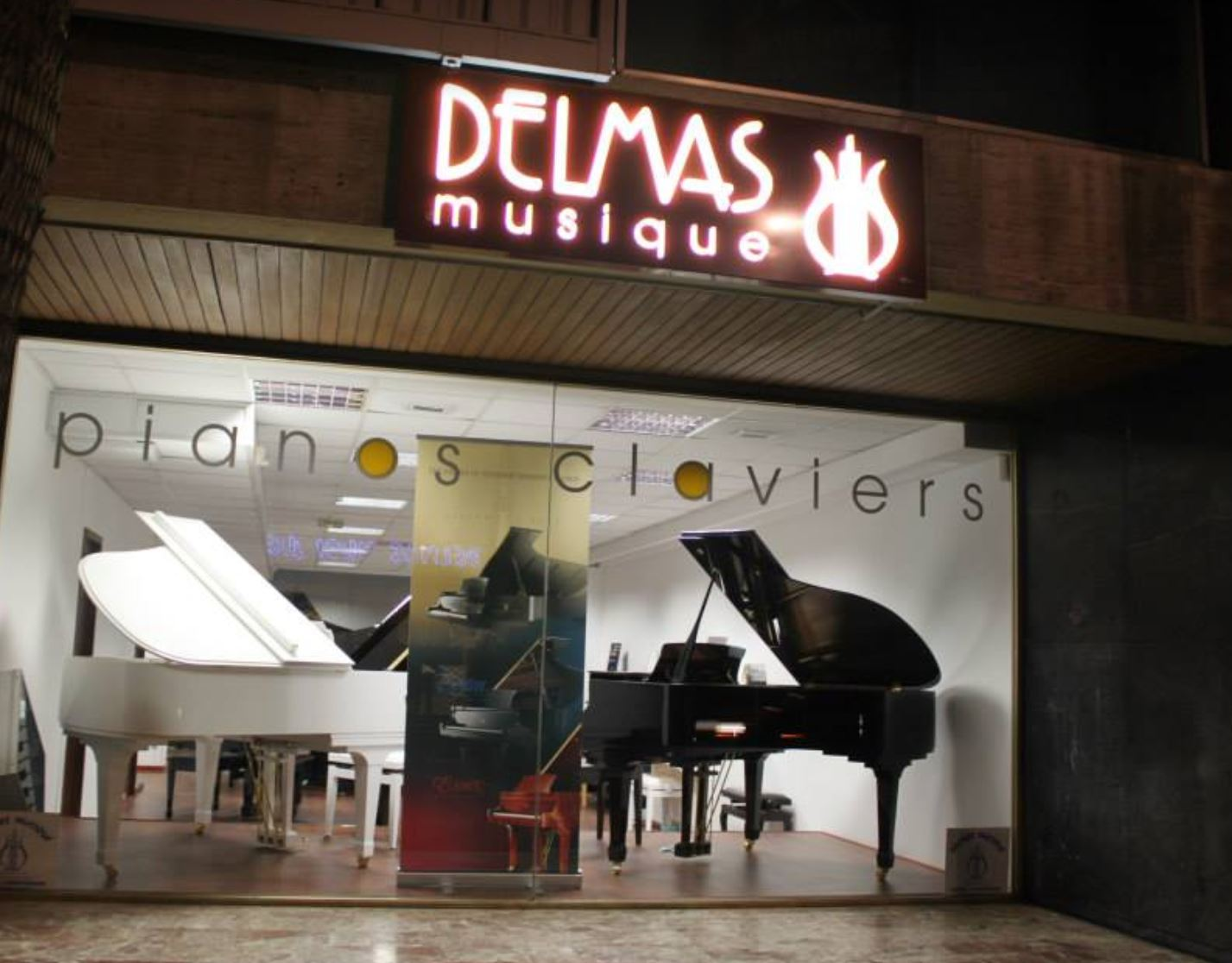 Delmas Musique Capture Nous sommes ouverts ! Venez nous voir !