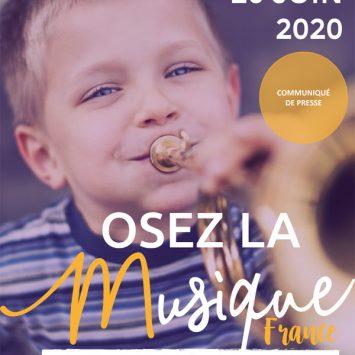 OSEZ LA MUSIQUE 2020