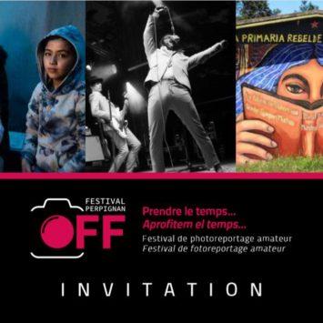 VISA OFF 2020 : Vernissage et exposition «Un artiste, Un Concert, Une Photo»
