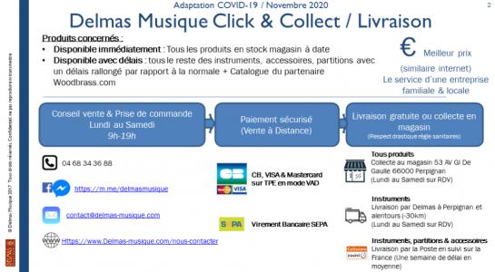 Delmas Musique Slide-2-2-545x300 [Confinement] DELMAS Click & Collect & Livraison