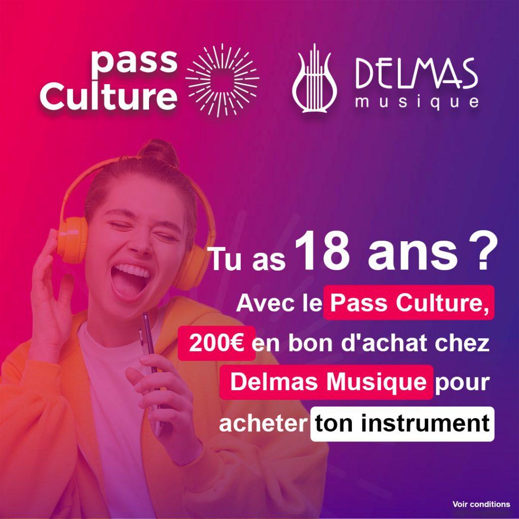 Delmas Musique 197210651_23847770313100057_1880145050287012542_n.png-1024x1024 PASS CULTURE CHEZ DELMAS MUSIQUE