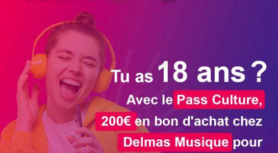 Delmas Musique 197210651_23847770313100057_1880145050287012542_n.png-545x300 PASS CULTURE CHEZ DELMAS MUSIQUE